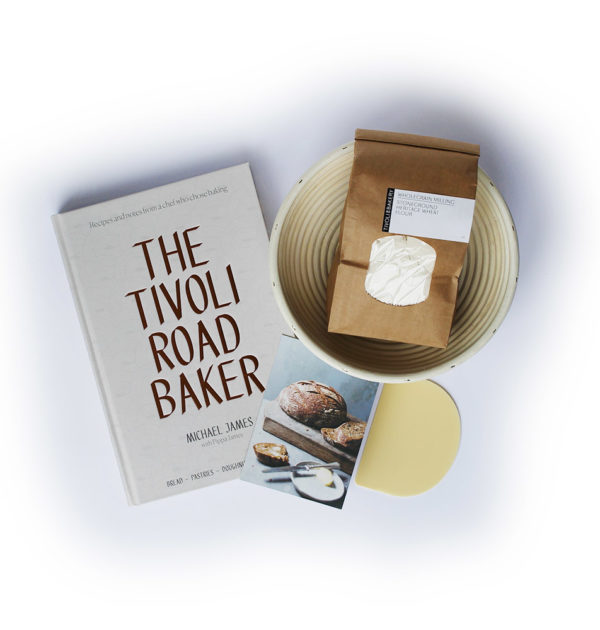 Tivoli Road bread maker's hamper