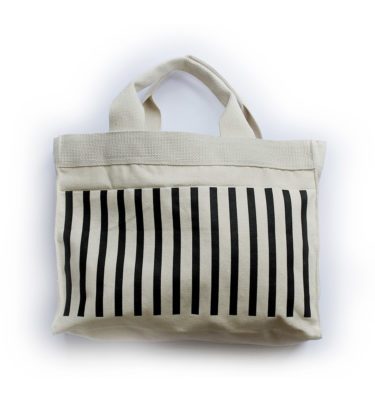 Tivoli Road canvas tote bag
